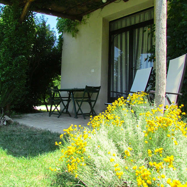 Abruzzo Vakanties Agriturismo Appartement ABV0120F Terras 3