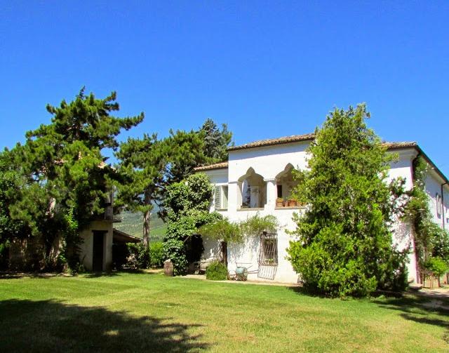 Abruzzo Agriturismo Vakantie Aanzicht 5 ABV0120