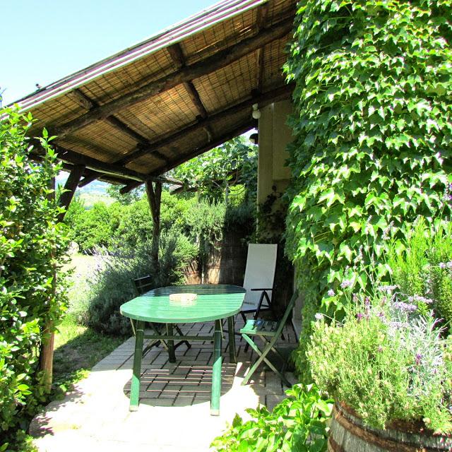 Abruzzo Agriturismo Vakantie Appartement ABV0120E Uitizcht 5