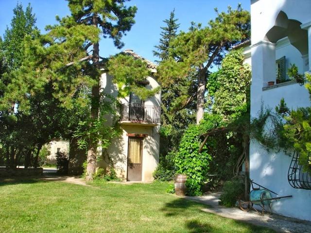 Abruzzo Agriturismo Vakantie Appartement Toren 4 ABV0120G