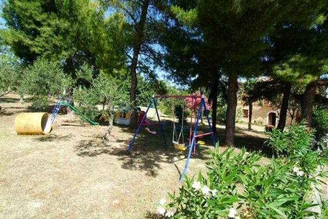 Agriturismo Abruzzo Met Zwembad 2