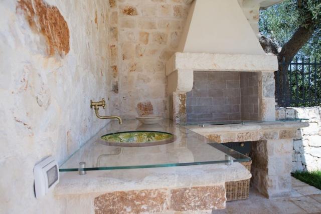 Alberobello Luxe Villa Zwembad BBQ 2