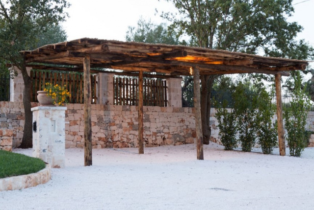 Alberobello Luxe Villa Zwembad Parkeren 1