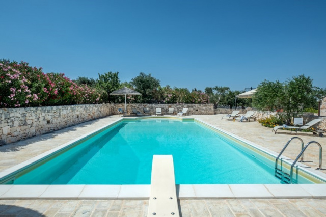 Alberobello Trulli Appartement Zwembad 6