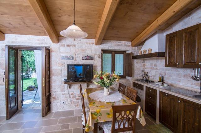 Alberobello Trulli Appartement Zwembad PV0570D 6