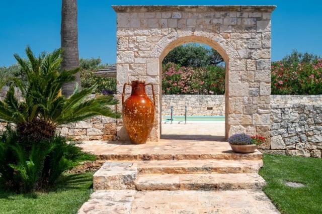 Alberobello Trulli Appartement Zwembad Algemeen 2