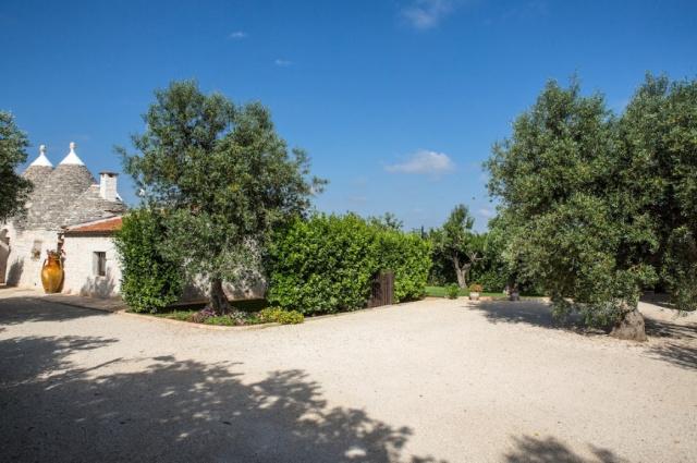 Alberobello Trulli Appartement Zwembad Algemeen 4