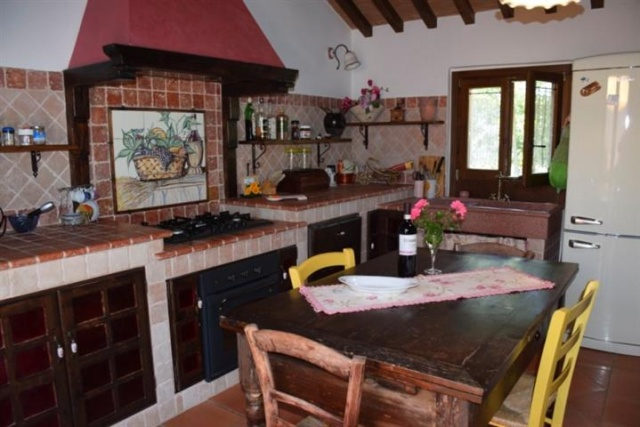 Appartement Agriturismo Zwembad 4