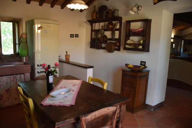 Appartement Agriturismo Zwembad 6