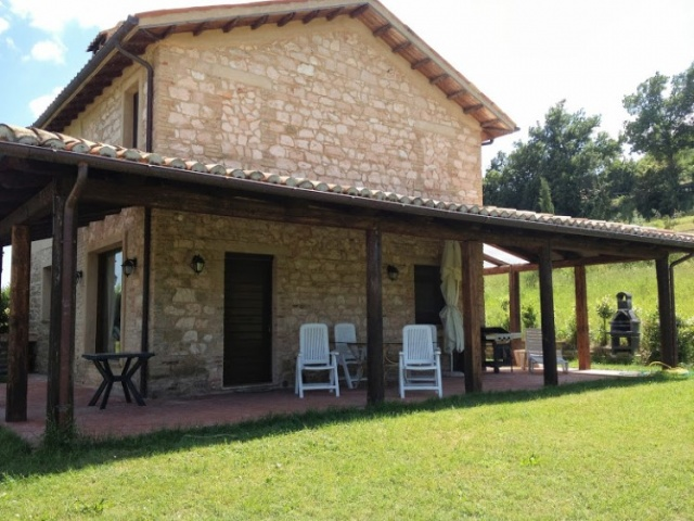 Appartement Le Marche Zwembad 14