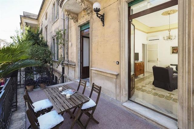 Appartement Noto Sicilie 4