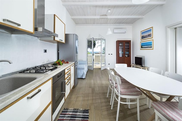 Appartement Aan Zee Sicilie 12