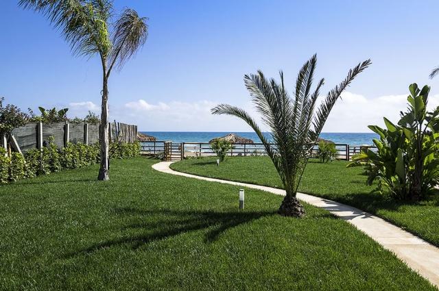 Appartement Aan Zee Sicilie 1b