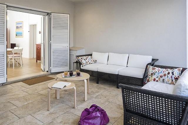 Appartement Aan Zee Sicilie 9a
