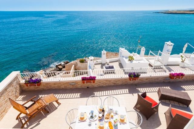 Appartement Direct Aan Zee Puglia 1