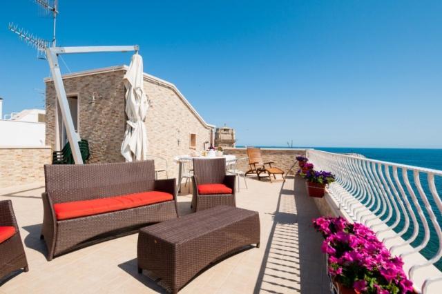 Appartement Direct Aan Zee Puglia 4