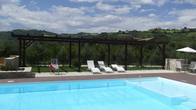 Appartement In Agriturismo Met Pool 10