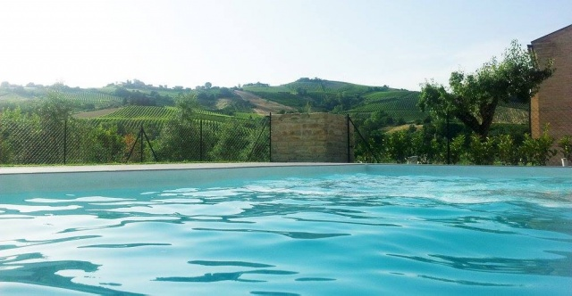 Appartement In Agriturismo Met Pool 4