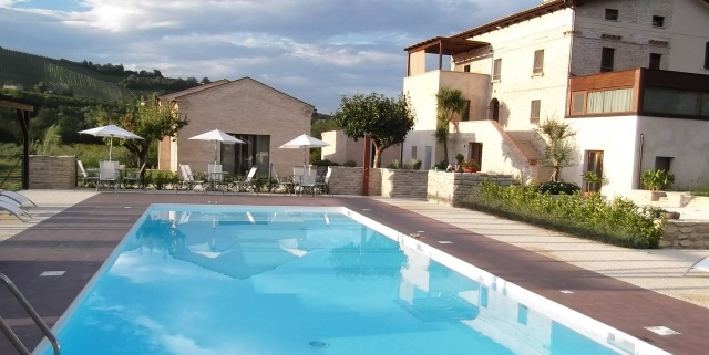 Appartement In Agriturismo Met Pool 9