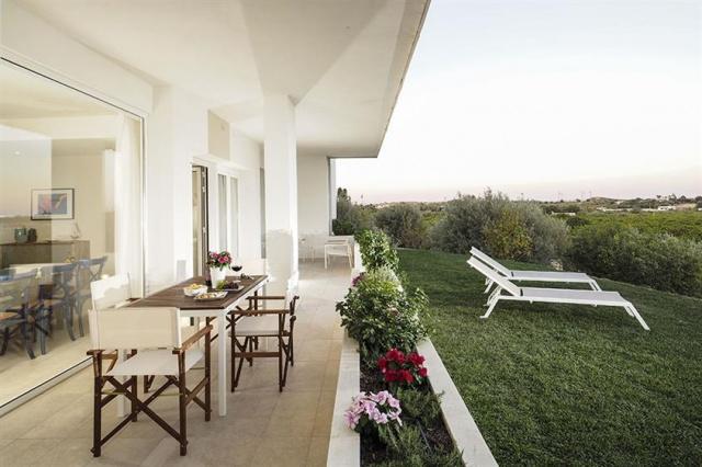 Appartement In Villa Noto Sicilie 10