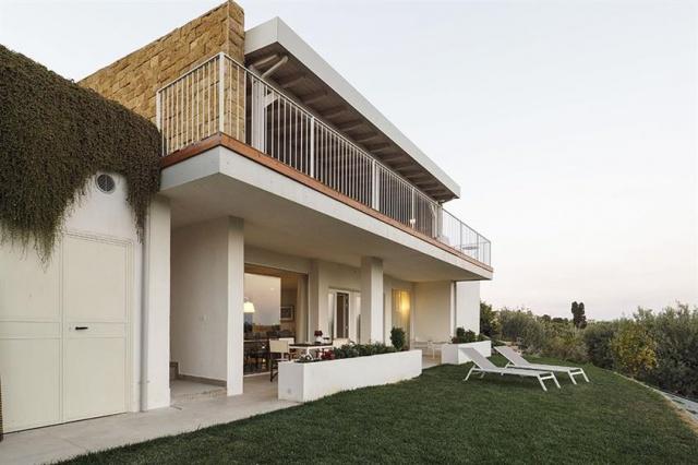 Appartement In Villa Noto Sicilie 12