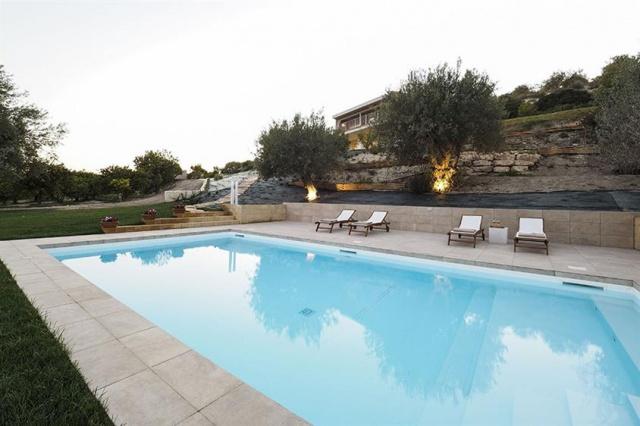 Appartement In Villa Noto Sicilie 2