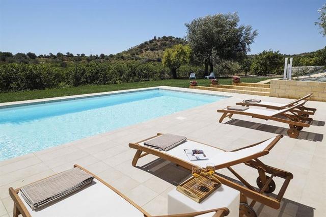Appartement In Villa Noto Sicilie 6