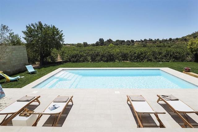 Appartement In Villa Noto Sicilie 7