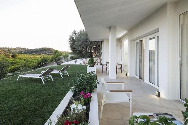 Appartement In Villa Noto Sicilie 9