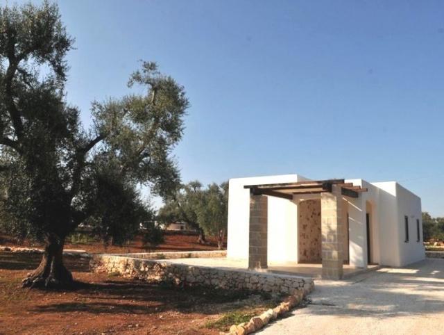 Appartement Voor 6p Op Landgoed Met Trullis In Puglia 11