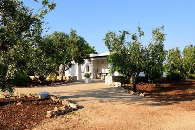 Appartement Voor 6p Op Landgoed Met Trullis In Puglia 9a