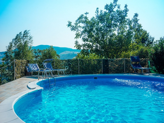 Appartement Zwembad Le Marche 5