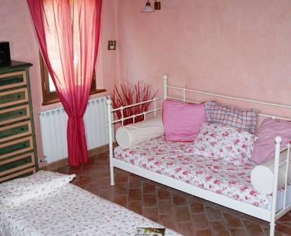 Appartement In Boerderij In Le Marche 6k