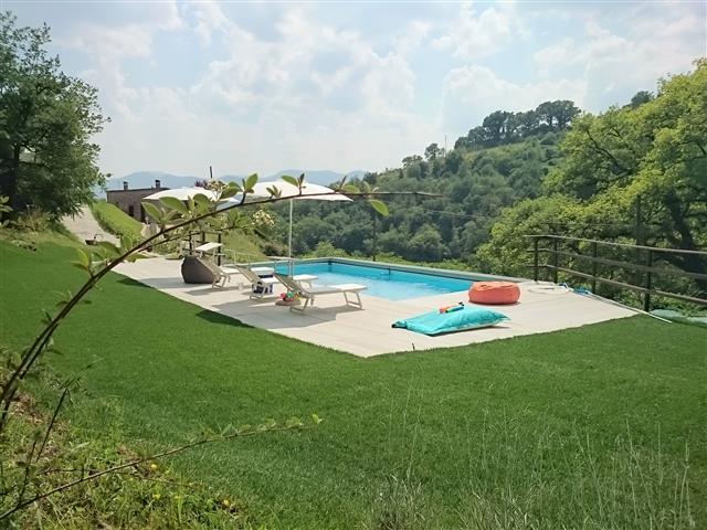 Appartement Voor 4p Met Zwembad Bij Fabriano 49