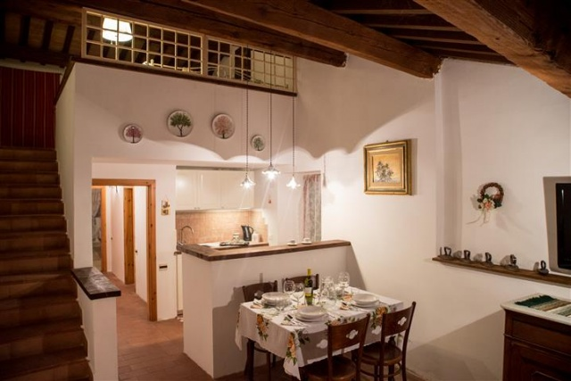 Appartement Voor 4p Met Zwembad Bij Fabriano 61