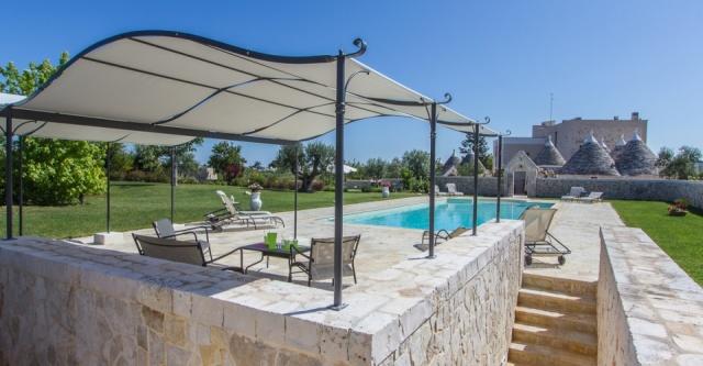 B&B Kamer Masseria Met Zwembad Puglia 2