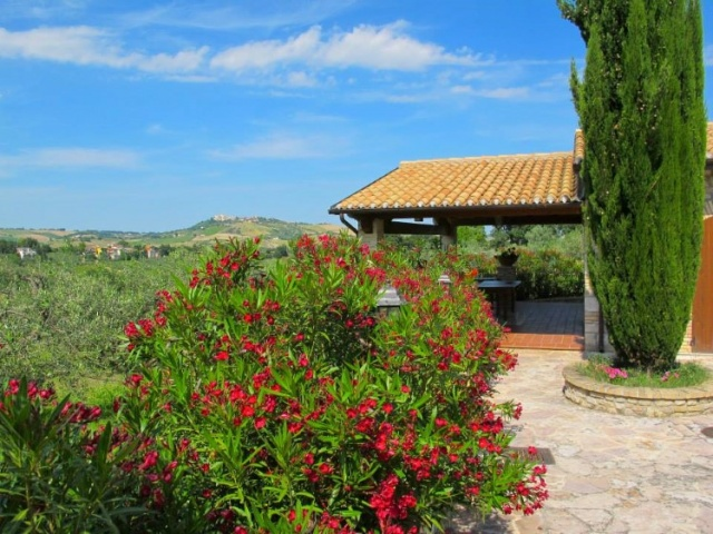 Bed And Breakfast Abruzzo Met Zwembad 7