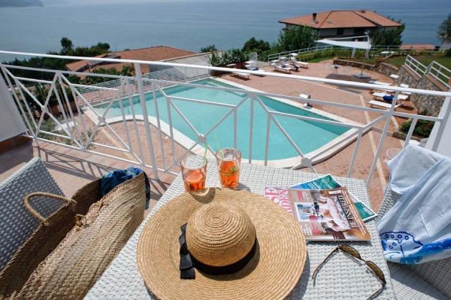 Calabrie Cilento Vakantieappartement Direct Aan Zee 108