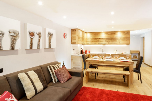 Cervina Luxe Appartement Aan Skipiste 24