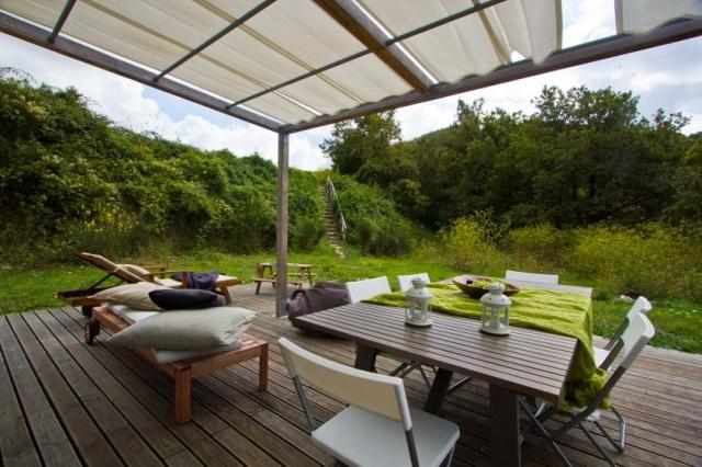 Compleet Vrij Gelegen Villa Pergola 7