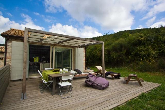 Compleet Vrij Gelegen Villa Pergola 8