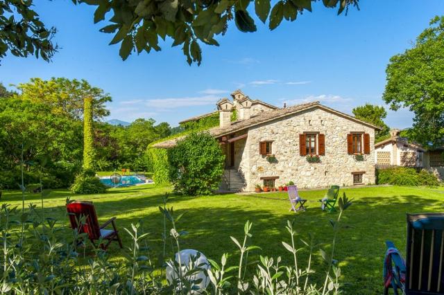 Fermignano Le Marche Luxe Villa Zwembad 4