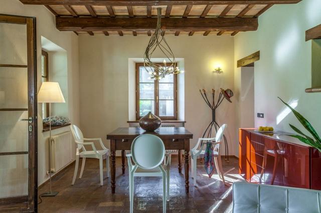Fermignano Le Marche Luxe Villa Zwembad Salon 3
