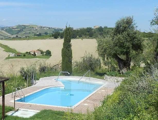 Grote Luxe Villa In Zuid Le Marche 25
