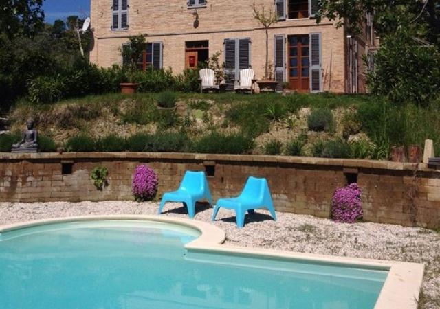 Grote Vrijstaande Woning Voor 12p Met Zwembad In Le Marche 59a