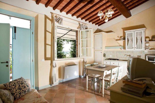 Landgoed Toscane Zwembad Appartement TOV0200A 10