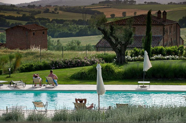 Landgoed Toscane Zwembad Appartement TOV0200B 2