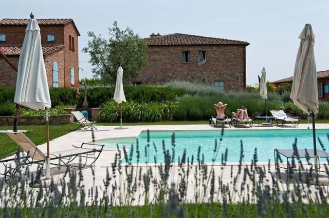 Landgoed Toscane Zwembad Appartement TOV0200B 3
