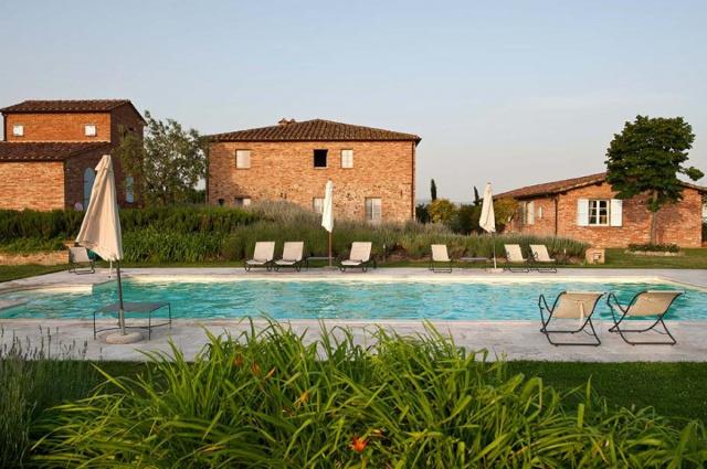 Landgoed Toscane Zwembad Appartement TOV0200B 4