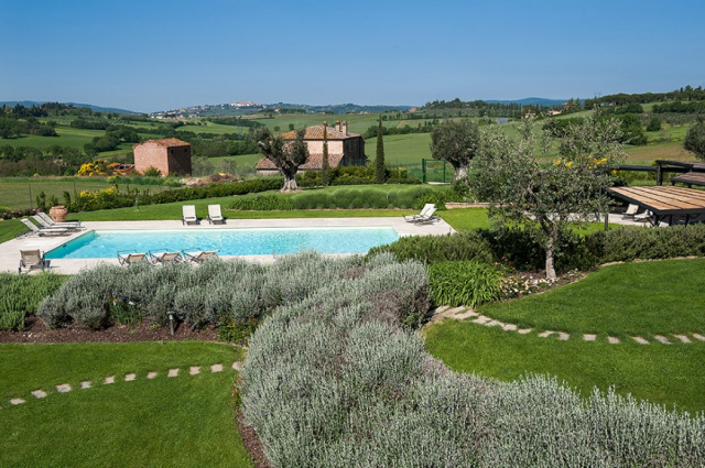 Landgoed Toscane Zwembad Appartement TOV0200D 1